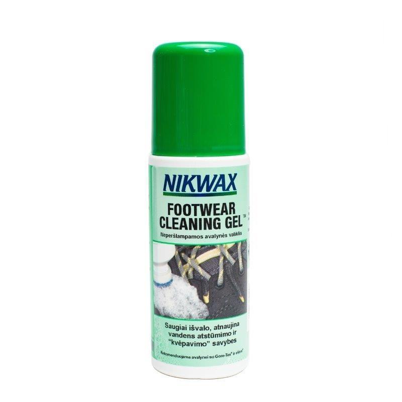 Avalynės valymo priemonė Nikwax FOOTWEAR CLEANING GEL