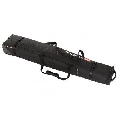 Snokart 2 Ski Roller Bag: 160-205 cm