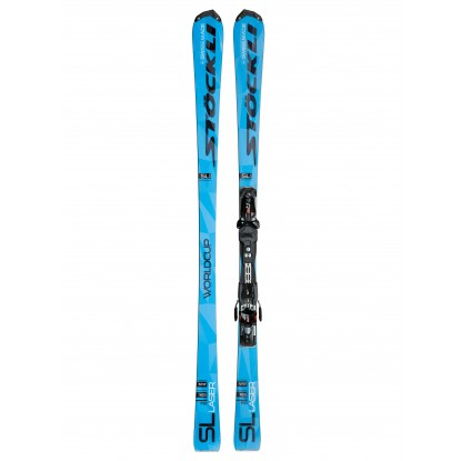 Alpine skis Stockli Laser SL FIS