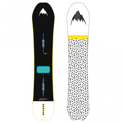 Burton Deep Thinker Snowboard Wide