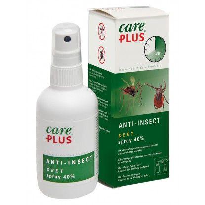 Priemonė nuo uodų ir erkių CarePlus Anti-Insect Deet 40% 100ml