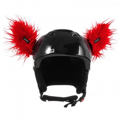 Eisbar helmet horn