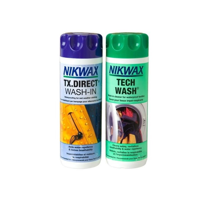 Nikwax Combo Wash/Direct