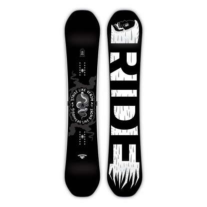 Ride Machete 19' Snowboard