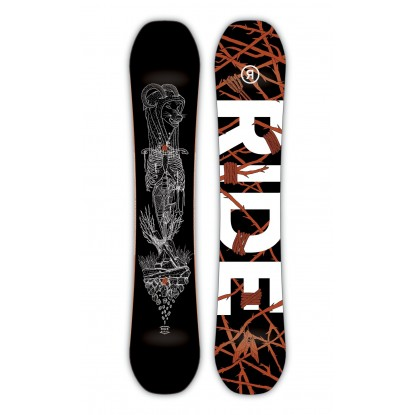 Ride Wild Life 19' Wide Snowboard