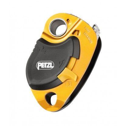 Petzl pro traxion capture pulley