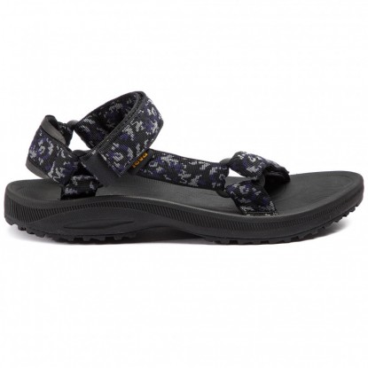 Teva Winsted M Br.Black sandals