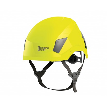 Singing Rock Flash Access high visibility helmet