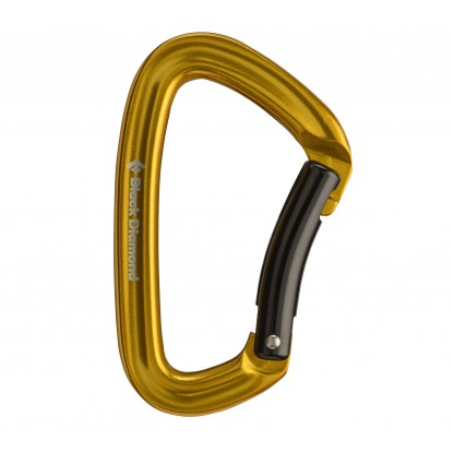 Karabinas Black Diamond Positron Bent gate