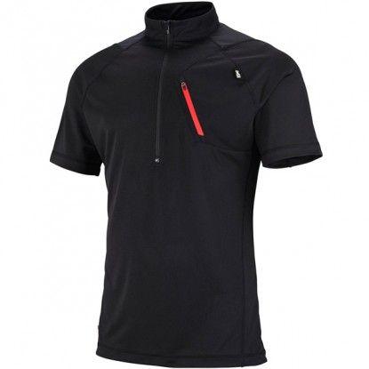 Marškinėliai Millet RED NEEDLES ZIP SS