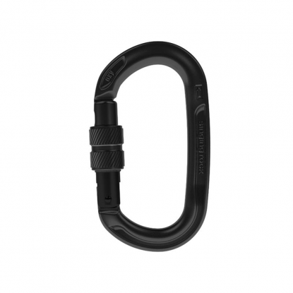 Singing Rock Oxy screw carabiner