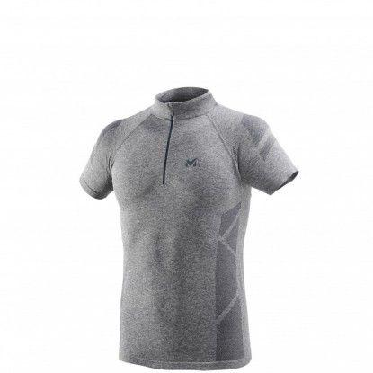 Marškinėliai Millet LTK Seamless Light Zip SS