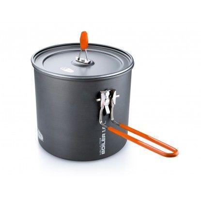 Puodas GSI Halulite 1.1L Boiler