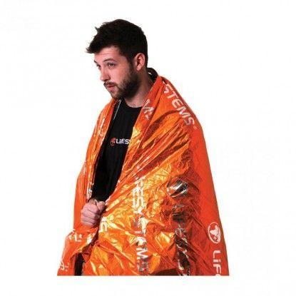 Apsauginis gaubtas Lifesystem Thermal Blanket