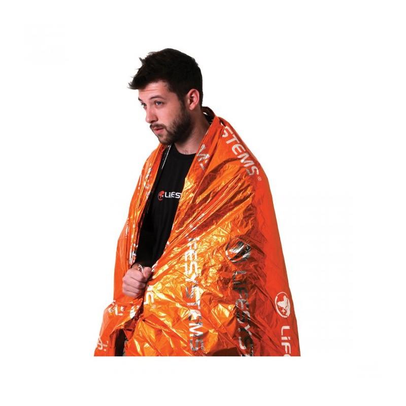 Apsauginis gaubtas Lifesystems Thermal Blanket