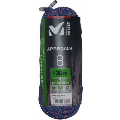 Millet Approach 8mm 20m dynamic rope