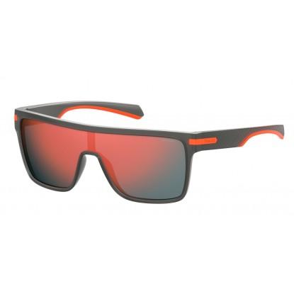 Polaroid PLD 2064 red sunglasses