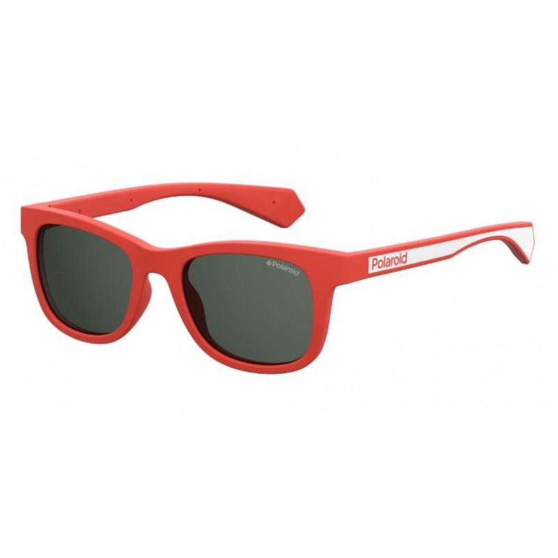 Vaikiški akiniai Polaroid Kids 8031/S Red