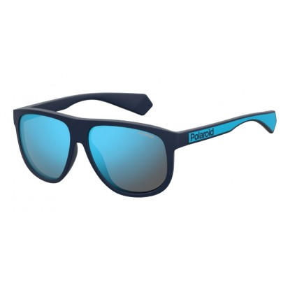 Polaroid 2080/S Matte Blue sunglasses