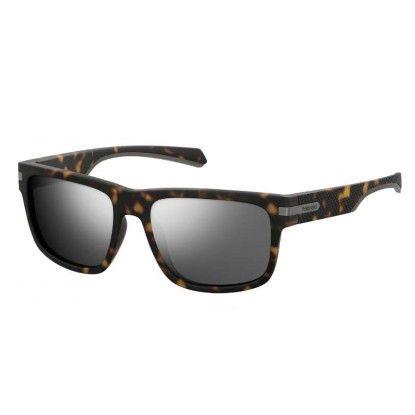 Polaroid 2066/S Matte Havana sunglasses