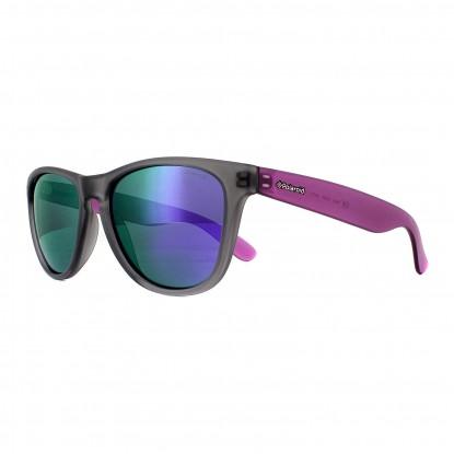 Polaroid P8443 Grey Violet sunglasses
