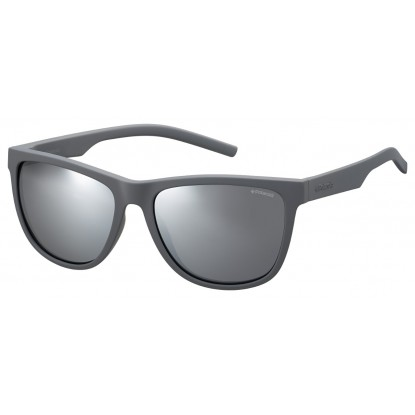 Akiniai Polaroid PLD 6015/S grey sunglasses
