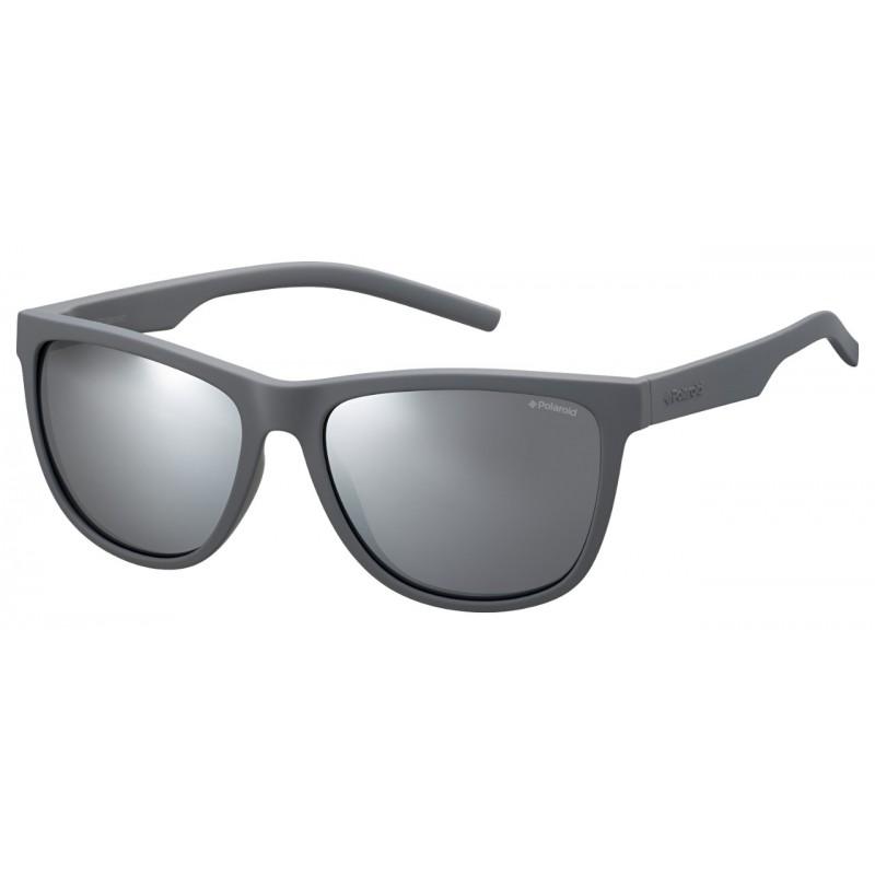 Akiniai Polaroid PLD 6015/S grey sunglasses