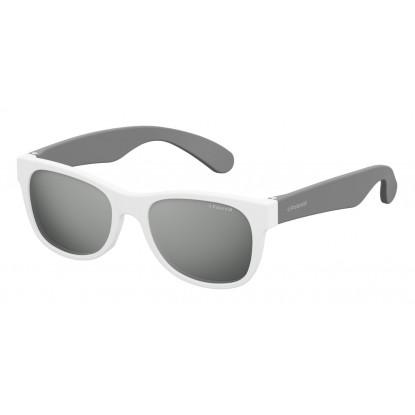 Vaikiški akiniai Polaroid Kids P0300 Crystal Grey