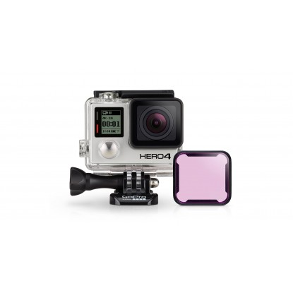 Filtras GoPro Magenta Dive Filter Standard Housing
