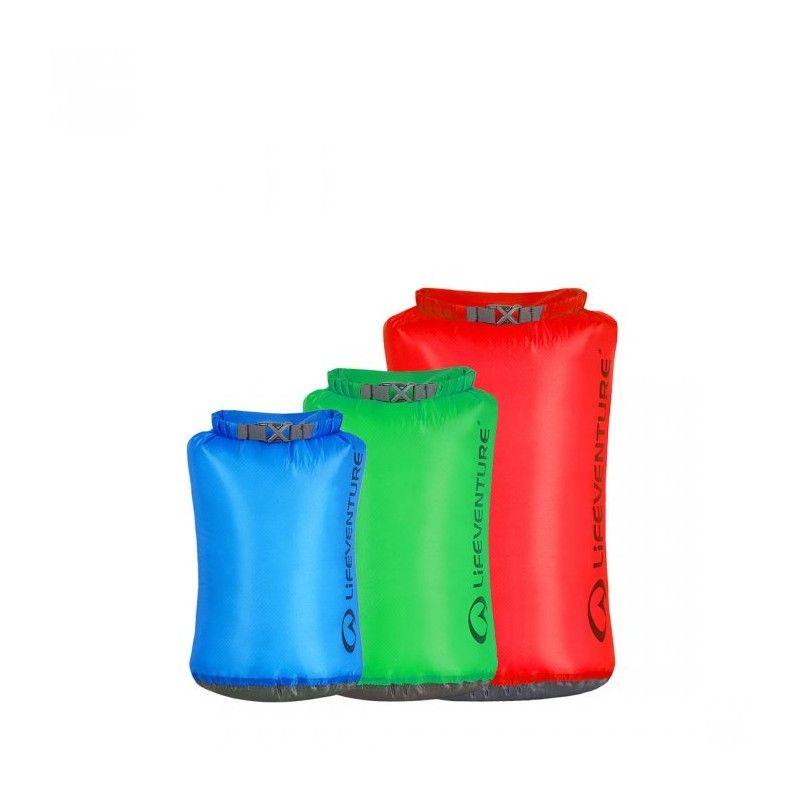Lifeventure Ultralite Dry Bag Multi pack