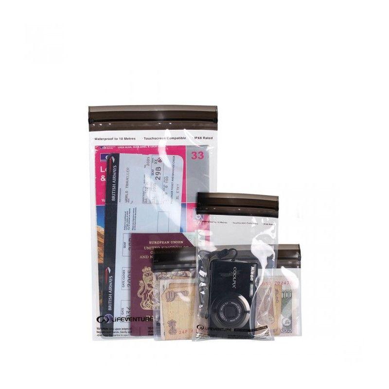 Neperšlampami maišeliai Lifeventure DriStore Waterproof Valuables Case