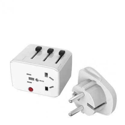 Kelioninis adapteris Lifeventure USB Travel Adapter