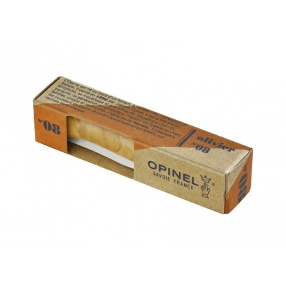 Opinel Nr.8 Olive Wood knife