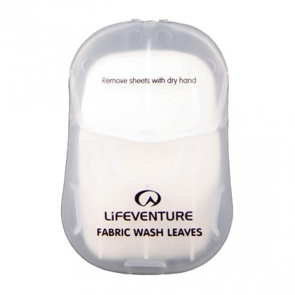 Priemonė Lifeventure Fabric Wash leaves