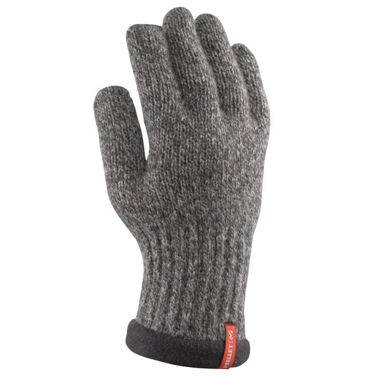 Pirštinės Millet Wool Gloves su natūralia vilna