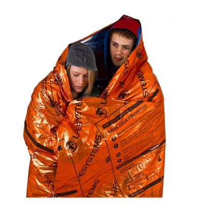 Termo apsiaustas Lifesystem Thermal Blanket double
