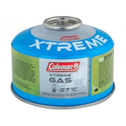 Coleman Xtreme C100 2.0 gas cartridge