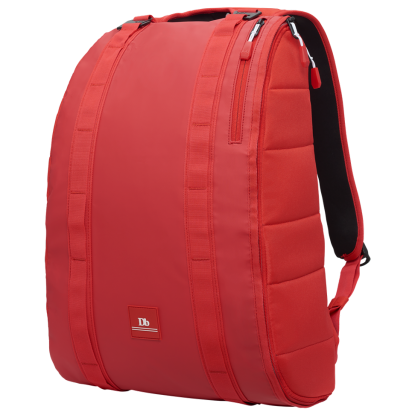 Douchebags The Base 15L scarlet red daypack
