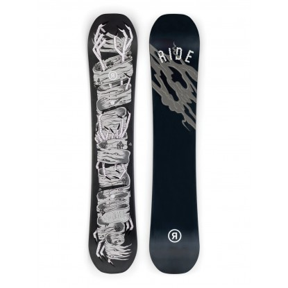 Ride Wild Life 20' Wide Snowboard
