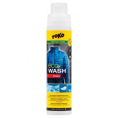 Pūkinių drabužių skalbiklis TOKO Eco Down Wash 250ml