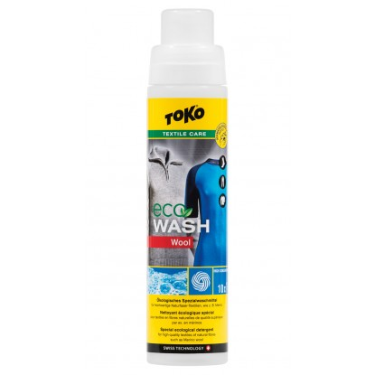 Vilnonių drabužių skalbiklis TOKO Eco Wool Wash 250ml