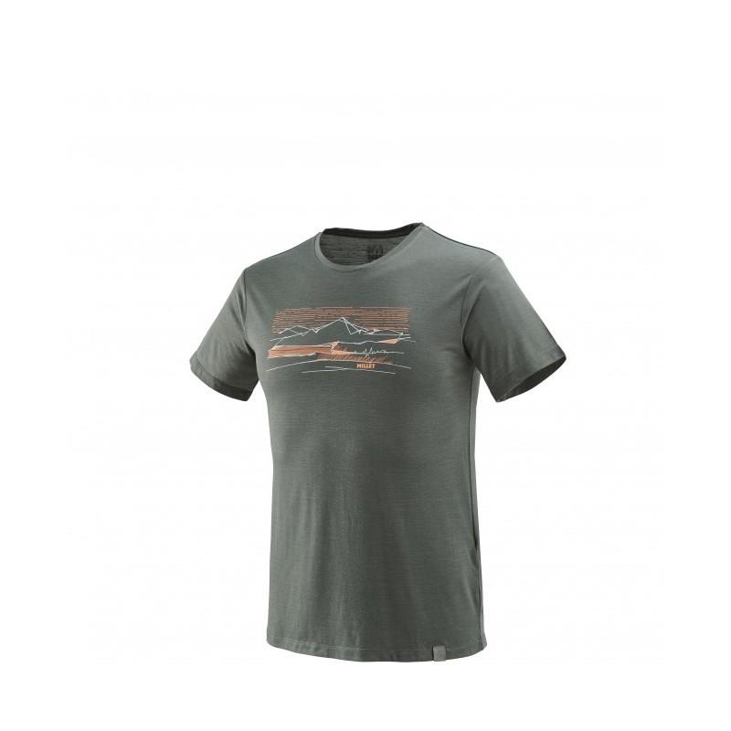 Marškinėliai Millet Sevan Wool TS SS