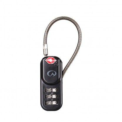 Spynelė Lifeventure TSA Zipper Lock