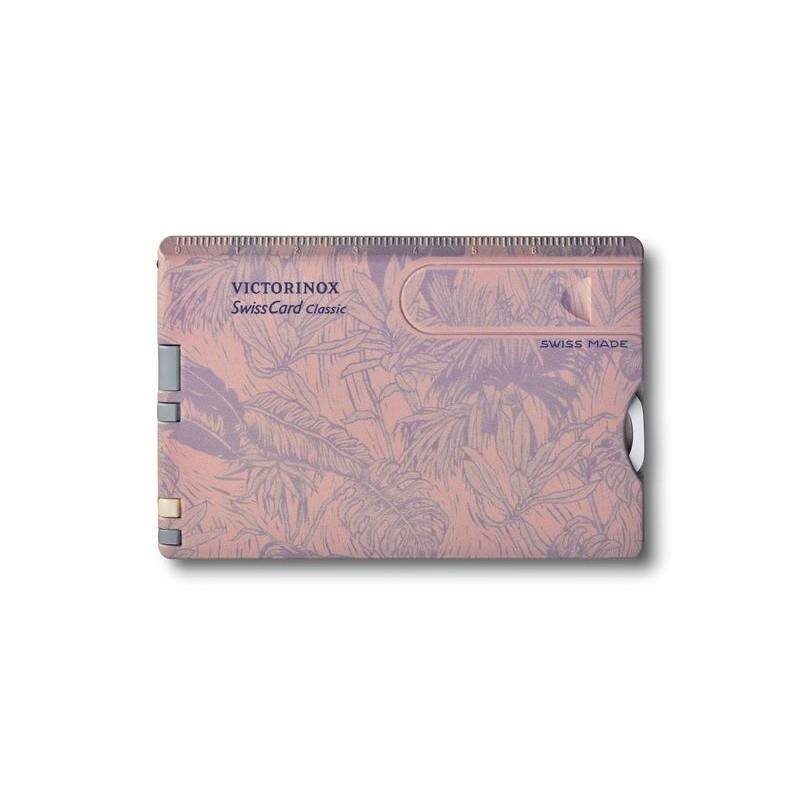 Kortelė Victorinox SwissCard Spirit Spring