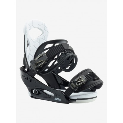 Burton Smalls kids snowboard bindings