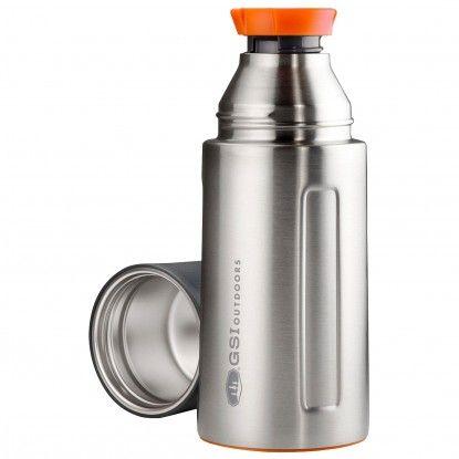 GSI Stainless Vacuum Bottle 0.5L