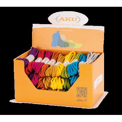 Raišteliai AKU Round 140cm įvairių spalvų