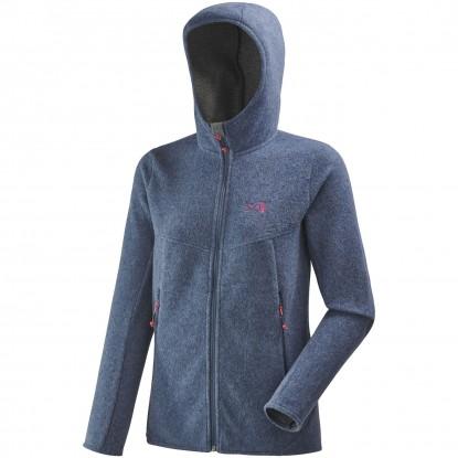 Bluzonas Millet LD Linzor Wool Hoodie