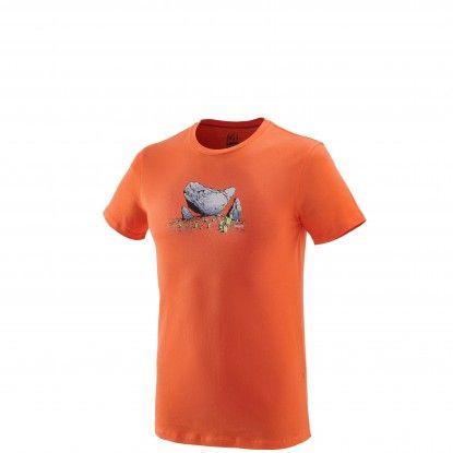 Marškinėliai Millet Boulder Dream TS SS
