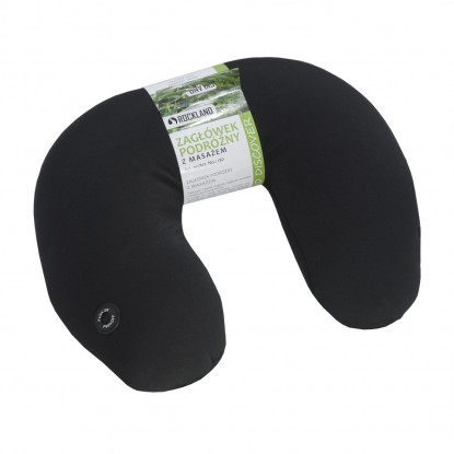 Rockland Travel Headrest with massage pillow